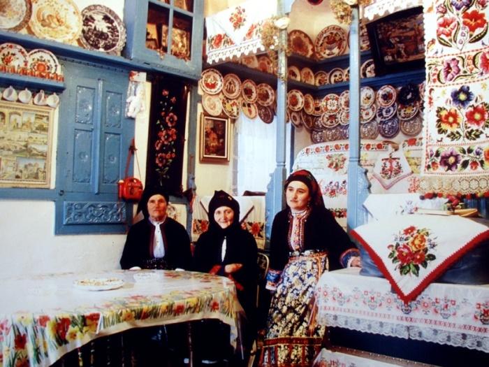 Greek folk art