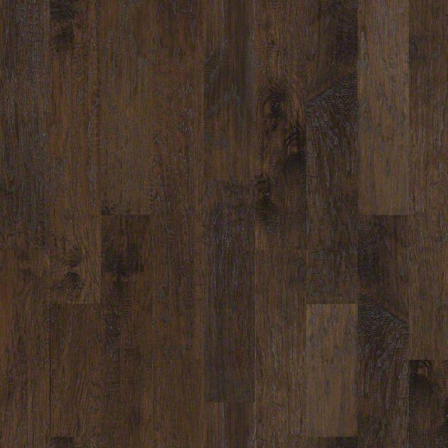 Wood Stain Dusk: Hardwood Panorama