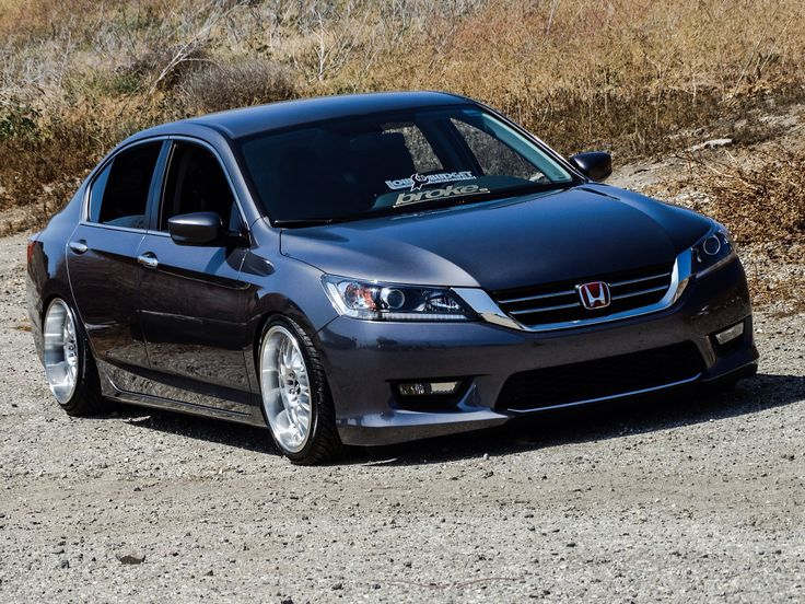 Mine Mine Mine 2014accord Sport Sedan Lowered