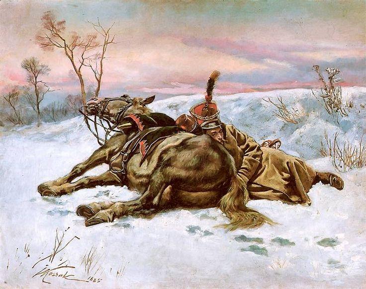 http://www.pinakoteka.zascianek.pl/Kossak_W/Images/Huzar_na_sniegu.jpg