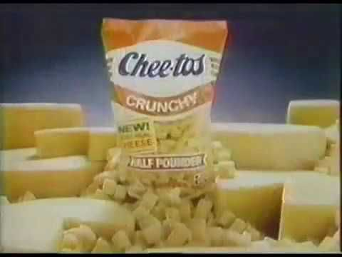 1981 Robbie Rist Cheetos Commercial