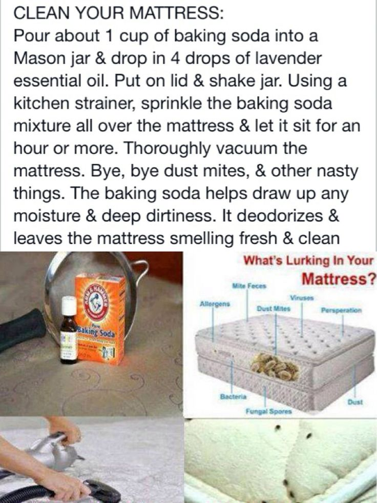 how to clean a mattress Mattress cleaning, Cleaning