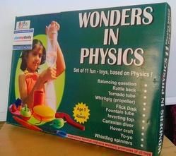 Wonders in Physics , Science Learning Project Do It Yourself