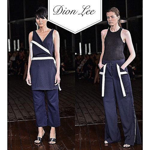 MBFWA Day2 -Dion Lee: urban inflected shapes and sharps an… | Flickr