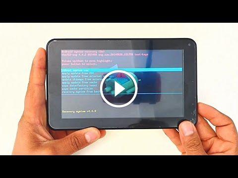 Hard Reset Tablet DL, Como formatar, Desbloquear, Restaurar                                           Como recuperar tablet bloqueado, lento, com loop infinito, memoria insuficiente, falha no sistema, falha na atualização e muito mais,  este procedimento serve para vários modelos da DL, Como Formatar, Desbloquear, Restaurar… Para mais informações...