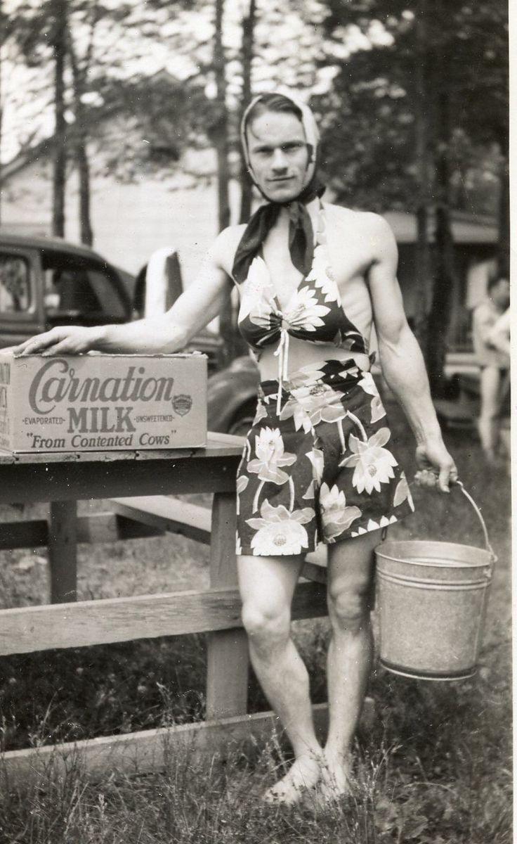 Lesbian milk maids
