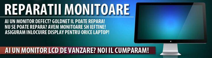 Reparatii monitoare LCD http://monitoaresecondhand.yolasite.com/