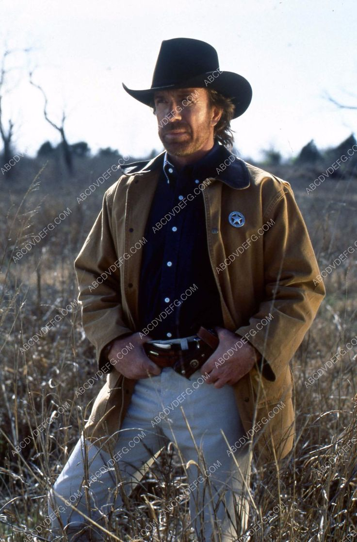 bad #$$ Chuck Norris TV Walker Texas Ranger 35m-3738