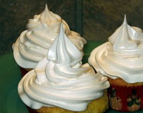 Old Fashioned Fluffy White Frosting