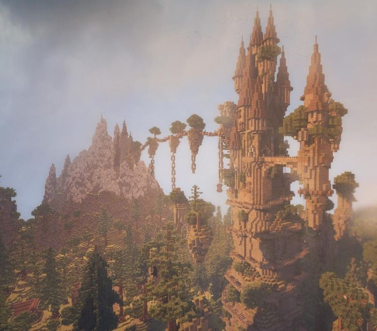 minecraft-fantasy-castle