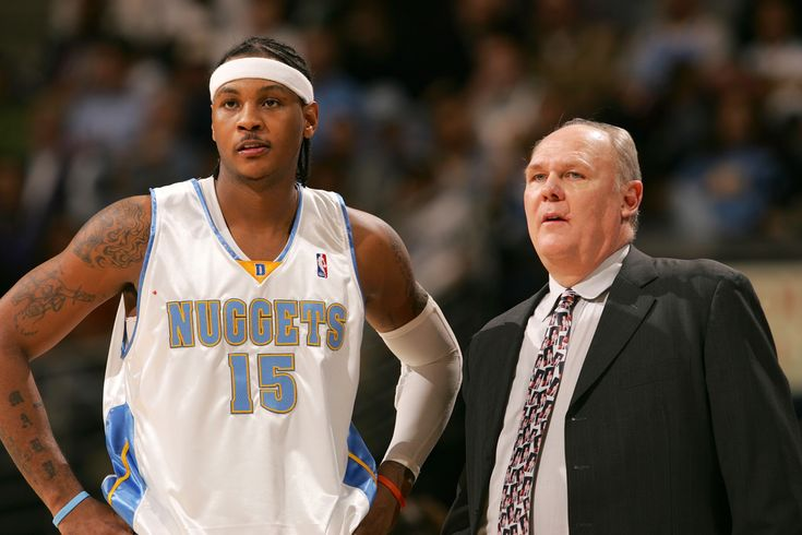 George Karl rips Carmelo Anthony in his soon-to-be-released book.
