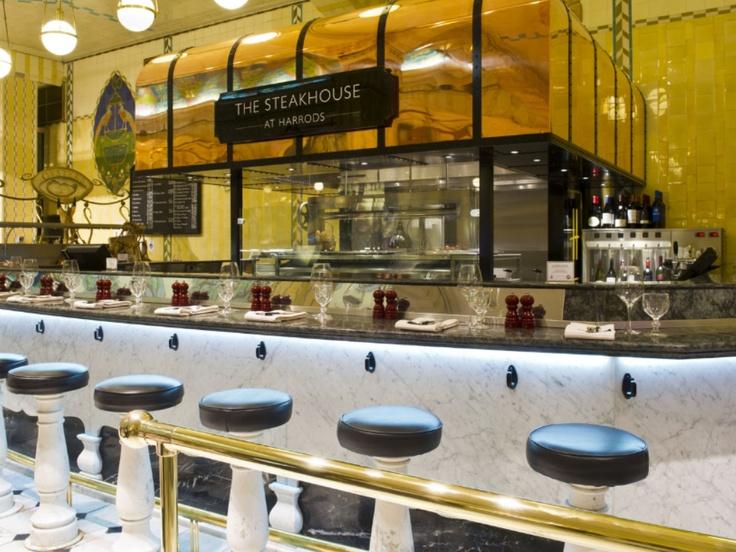 Best Restaurants At Harrods