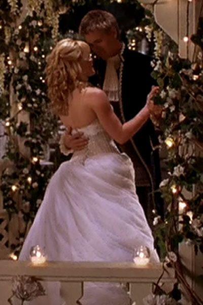 Hilary Duff & Chad Michael Murray  A Cinderella story