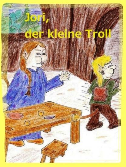 """""""Jori, der kleine Troll"""" von Marita Sydow Hamann #eBook"""