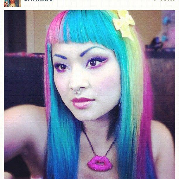 8 creative hair color
