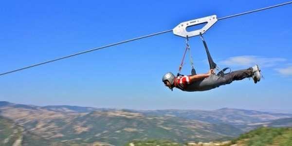 """Volete provare #emozioni forti? A #Latina arriva il """"Flying in the Sky"""". Aggiungete un pizzico di #avventura al vostro tempo libero: un po' di #adrenalina non fa mai male! ;)"""
