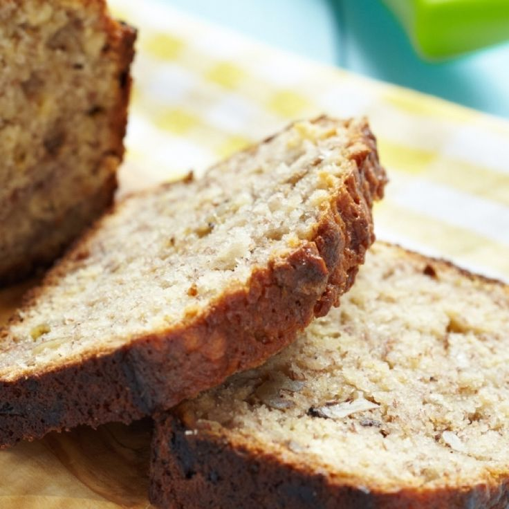 This recipe for Moist Banana Bead uses sour cream which contributes to its moistness.
