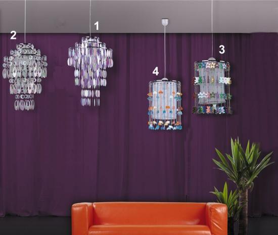 Svietidlá.com - Rabalux - Serafina + Eleonora + Fix + Paloma + Godiva - Moderné svietidlá - svetlá, osvetlenie, lampy, žiarovky, lustre, LED
