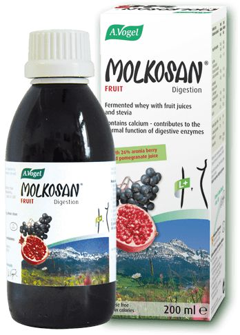 Molkosan Fruit Digestion  - Rich in L+ lactic acid - supports good gut bacteria  - Source of calcium, contributes to the normal function of digestive enzymes  - Daily tonic for digestive balance  200ml - £6.96