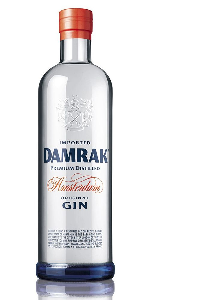 Damrak is one of the most interesting gins you will find and it is filled unique botanicals including citrus and honeysuckle.