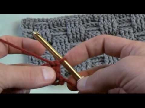 Awesome FREE website with lots of crochet stiches and patterns- with video tutorials!