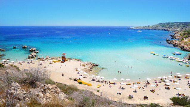 Konnos Bay, Cyprus.