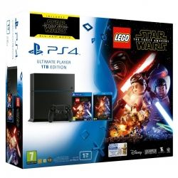 SONY SCEP console PS4 1TB C Lego SW TFA