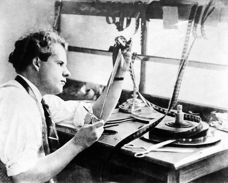 "Sergei Eisenstein (1898-1948) was a pioneering Soviet Russian film director and film theorist, often considered to be the ""Father of Montage"" - a specific use of film editing. He and his contemporary, Lev Kuleshov, two of the earliest film theorists, argued that montage was the essence of the cinema."