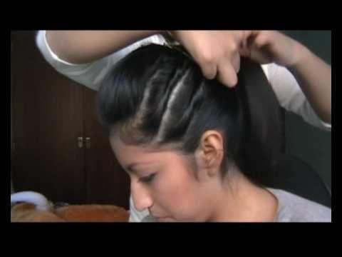 Peinado, coleta, tupe....