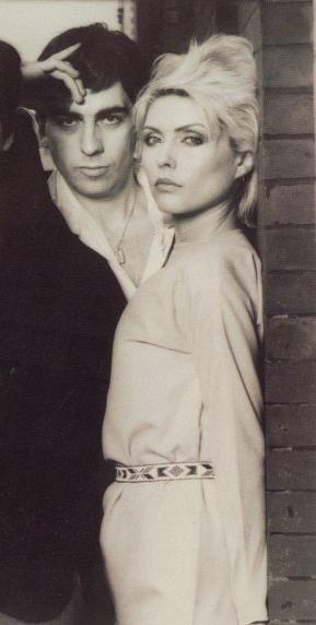 Debbie Harry and Chris Stein http://www.impactmerch.com/store/music/blondie.html