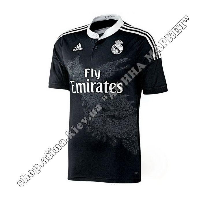 Футболка Реал Мадрид 2014-2015 Adidas резервная
