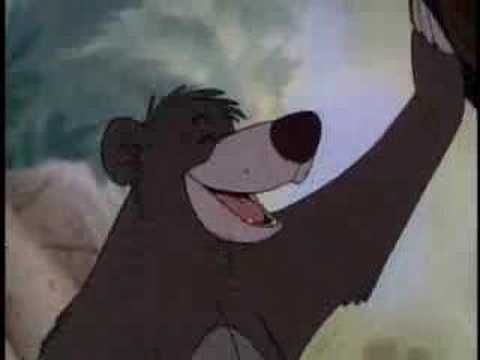 The Bear Necessities- good music for teaching habit 1- Be Proactive. Helps students realize they have a choice in their actions and moods.