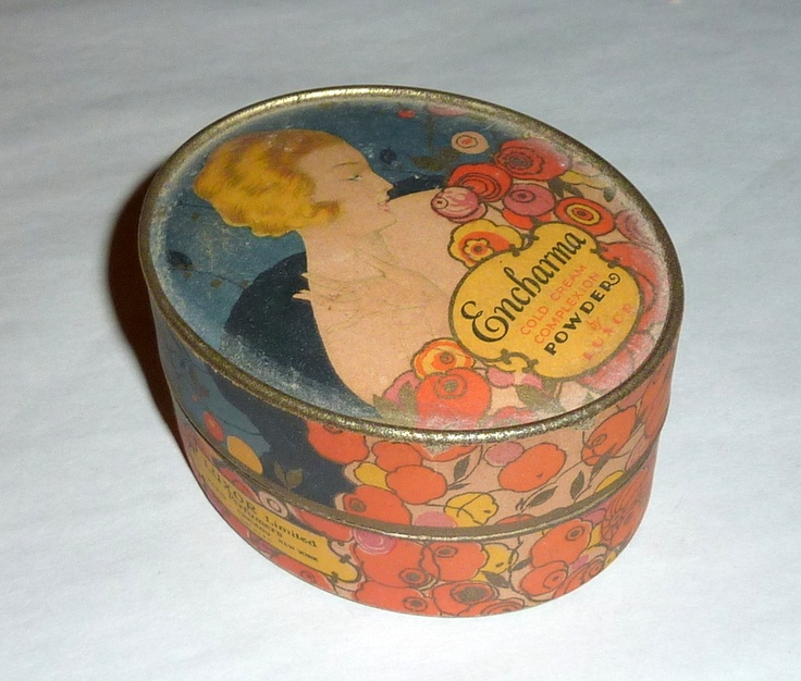 Vintage Cosmetics- What Did They Have Back Then?? Part I ...