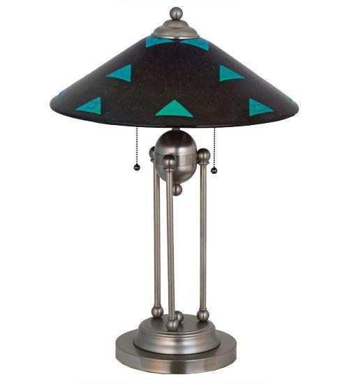 Metro Fusion Plum Crazy Decor Ball 26 H Table Lamp With