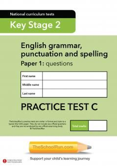 KS2 English SATs practice test C | TheSchoolRun mock KS2 SATs papers | TheSchoolRun