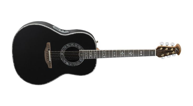 1719-30CM Custom Legend Acoustic Electric Guitar | Ovation Guitars - OvationGuitars.comElectric Guitar