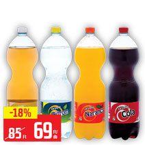 Penny Market Ungarn: Cola & Limonade Eigenmarke
