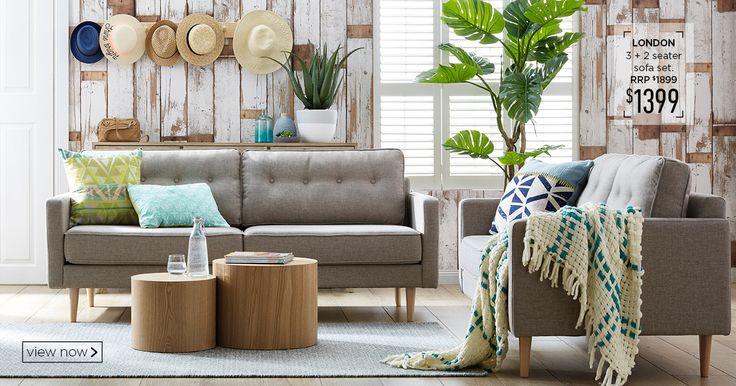 Furniture | Lounge Suites | Furniture Stores - Focus on Furniture