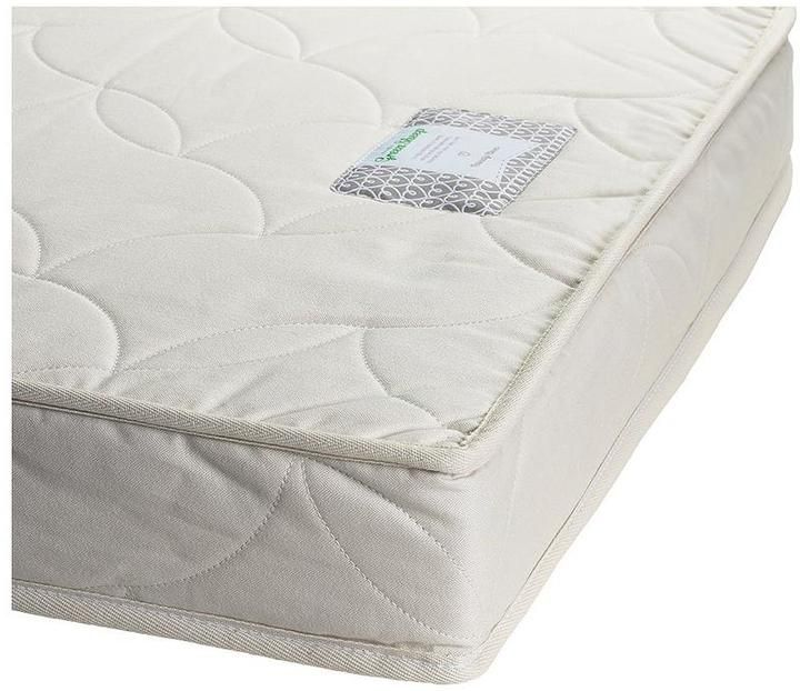 The Little Green Sheep Natural Twist Cot Bed Mattress - 60 X 120 Cm #affiliate
