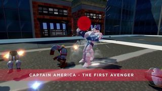 Conoce sobre El Capitán América llegará a Disney Infinity 3.0 en marzo del año próximo