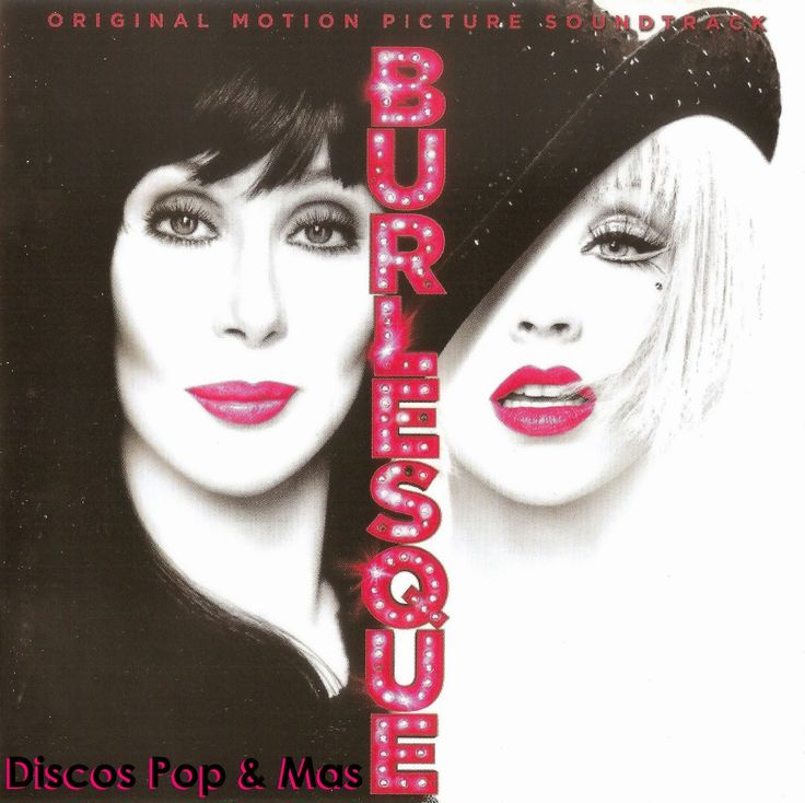 Discos Pop & Mas: Burlesque (Soundtrack) [Booklet]