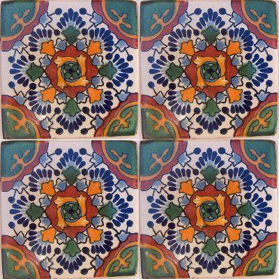 Gerona Talavera Mexican Tile