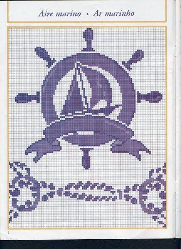 Морская тематика (вышивка крестом). Обсуждение на LiveInternet - Российский Сервис Онлайн-Дневников