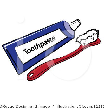 Toothbrush Clipart clip art