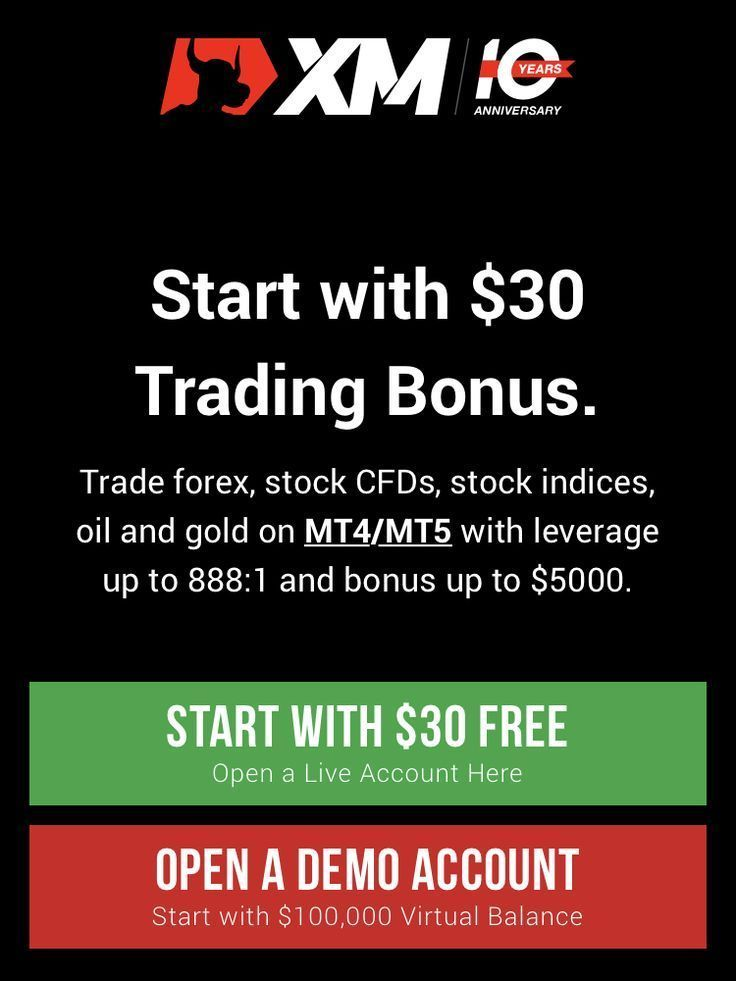 Start With 30 Without Deposit Trade Rich Money Forex