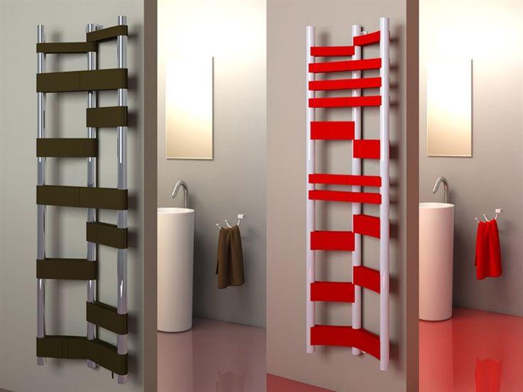 Electric towel warmer TOWEL RAIL by NEEDO