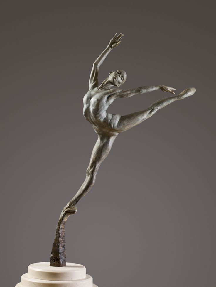 Richard Macdonald Sculpture. I saw this dancer on my trip to the San Fransisco…