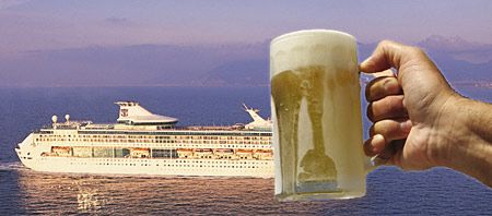 cruise tips: 7 ways to get free drinks on a cruise :)