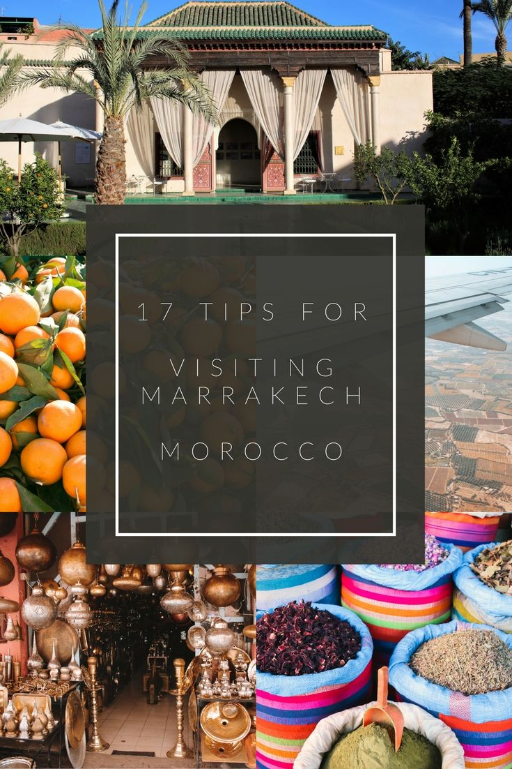 My best tips for visiting Marrakech in Morocco - from solo travel, where to stay, currency, exploring the Medina, top attractions, and more.