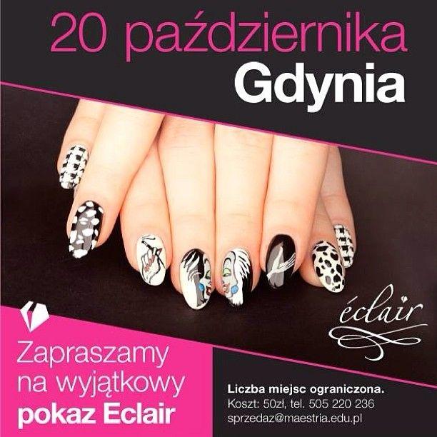 Trójmiasto!!!  #eclair #eclairnails #nails #nailswag #nailporn #nailpolish #eclairevents